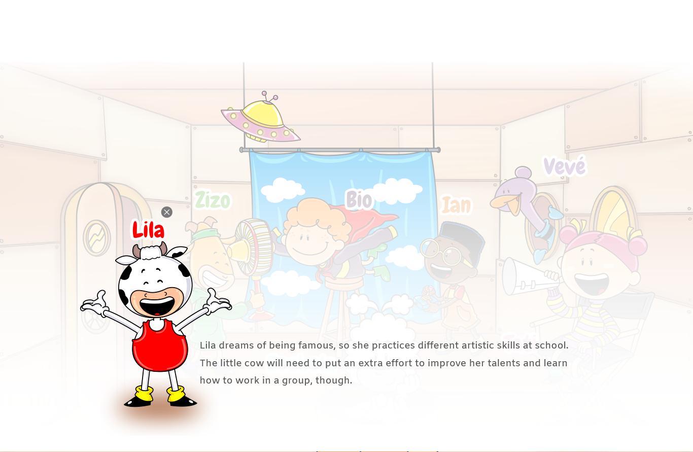 Information about Lila