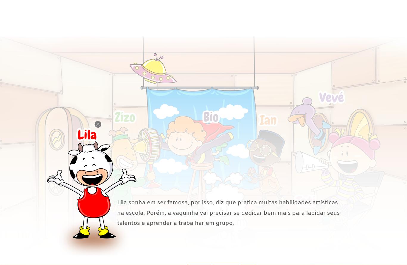 Informações sobre a Lila